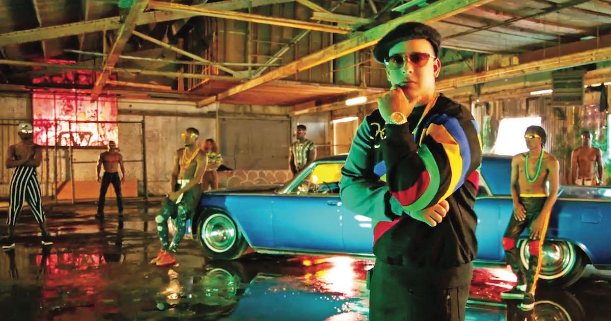 'Dura' van Daddy Yankee is.. strak!