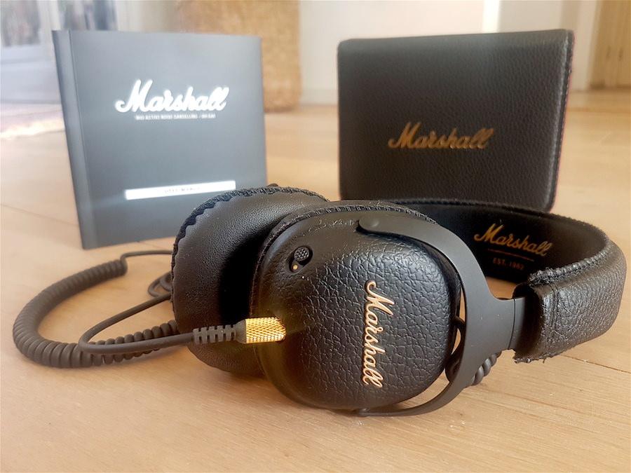 Wat vinden wij van de Marshall MID A.N.C. koptelefoon