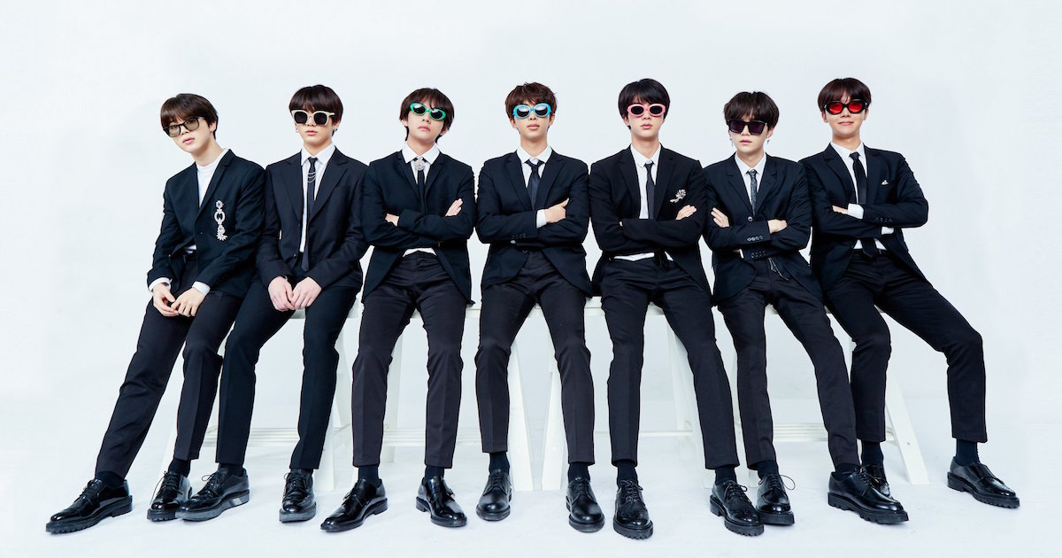 What is the music of K-pop group BTS actually about?