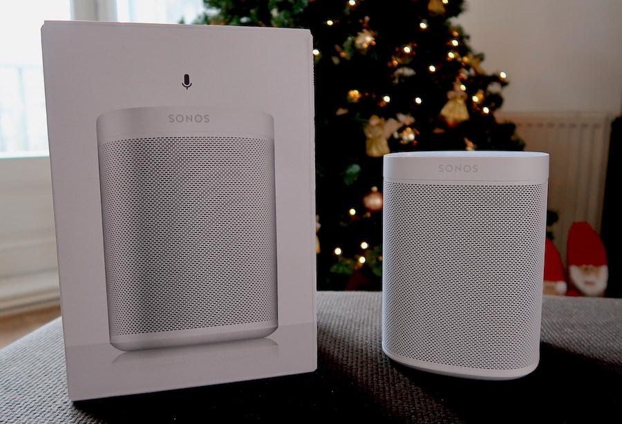 Geef jij de Sonos One als cadeau met Kerstmis?