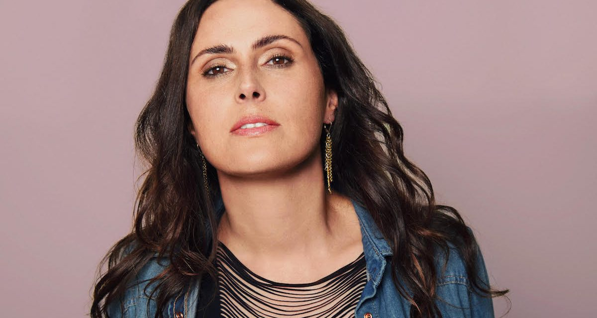 """Sharon den Adel: """"With 'My Indigo' I give the highs and lows in my life a face"""""""
