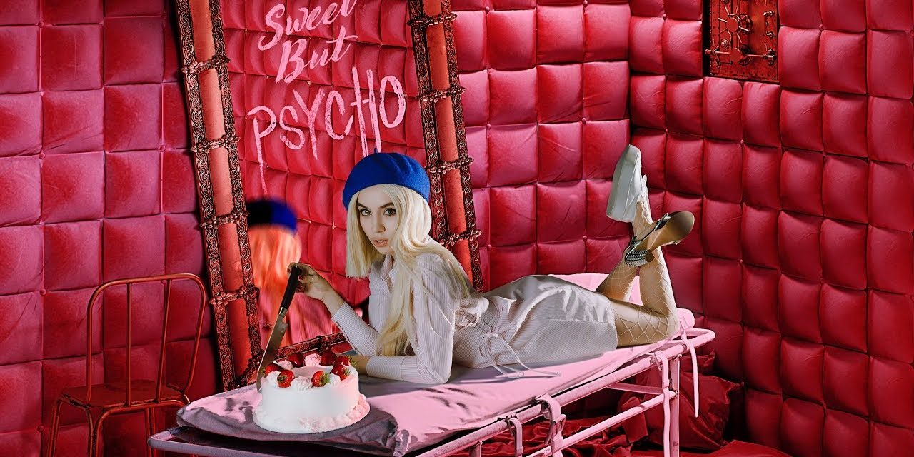 Is Ava Max van 'Sweet But Psycho' de nieuwe Lady Gaga?