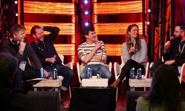 Marjolijn joins a panel during Eurosonic Noorderslag & podcast feature